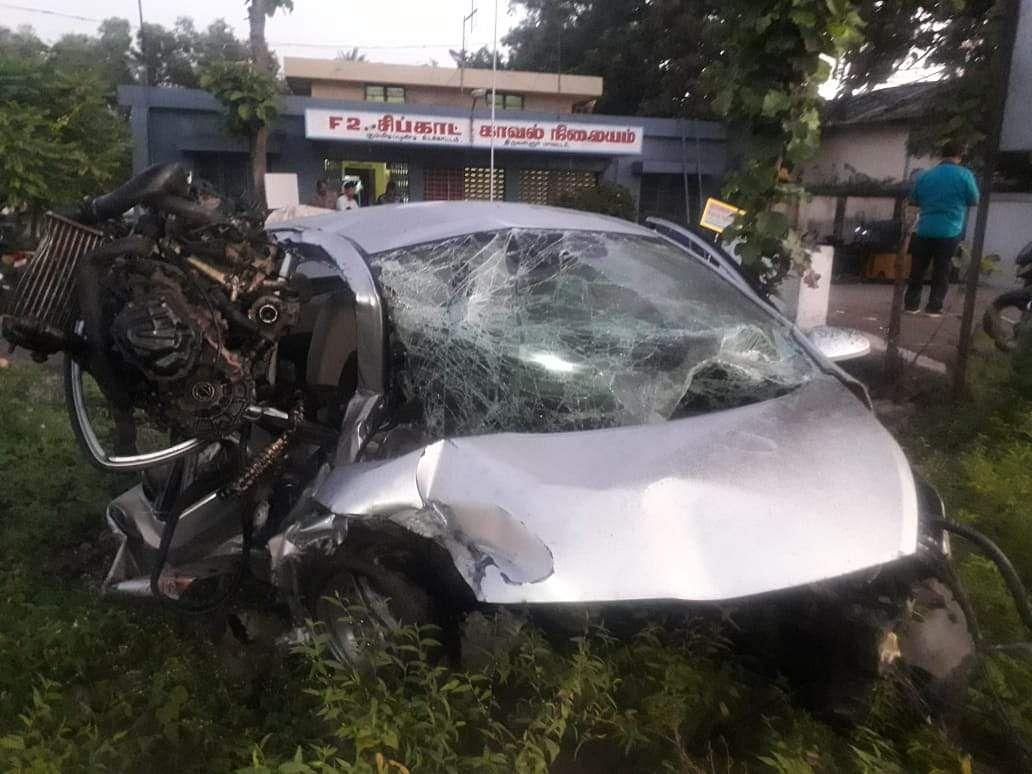 Gummidipundi_car_accident