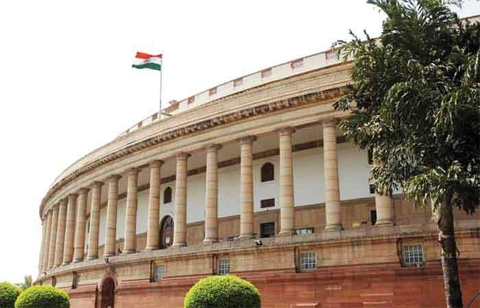 shape of new parliment house