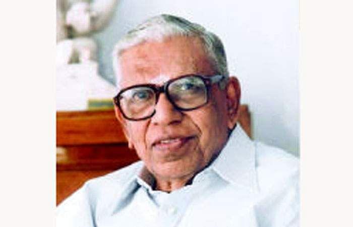 எழுத்தாளா் பரணீதரன் காலமானாா் Bharani
