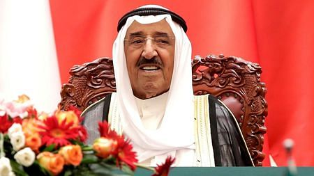 Death of King of Kuwait: Central Government announces that Oct. 4 will be observed as a day of mourning