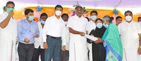 Opening Ceremony of Development Works in Ponnampattu Circle