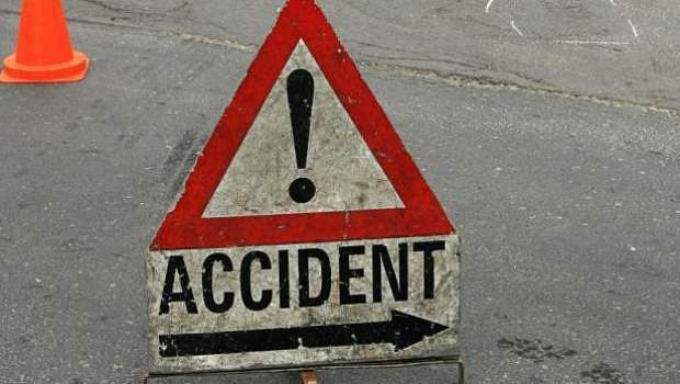 Woman, her one-year-old son die on UP in road accident .