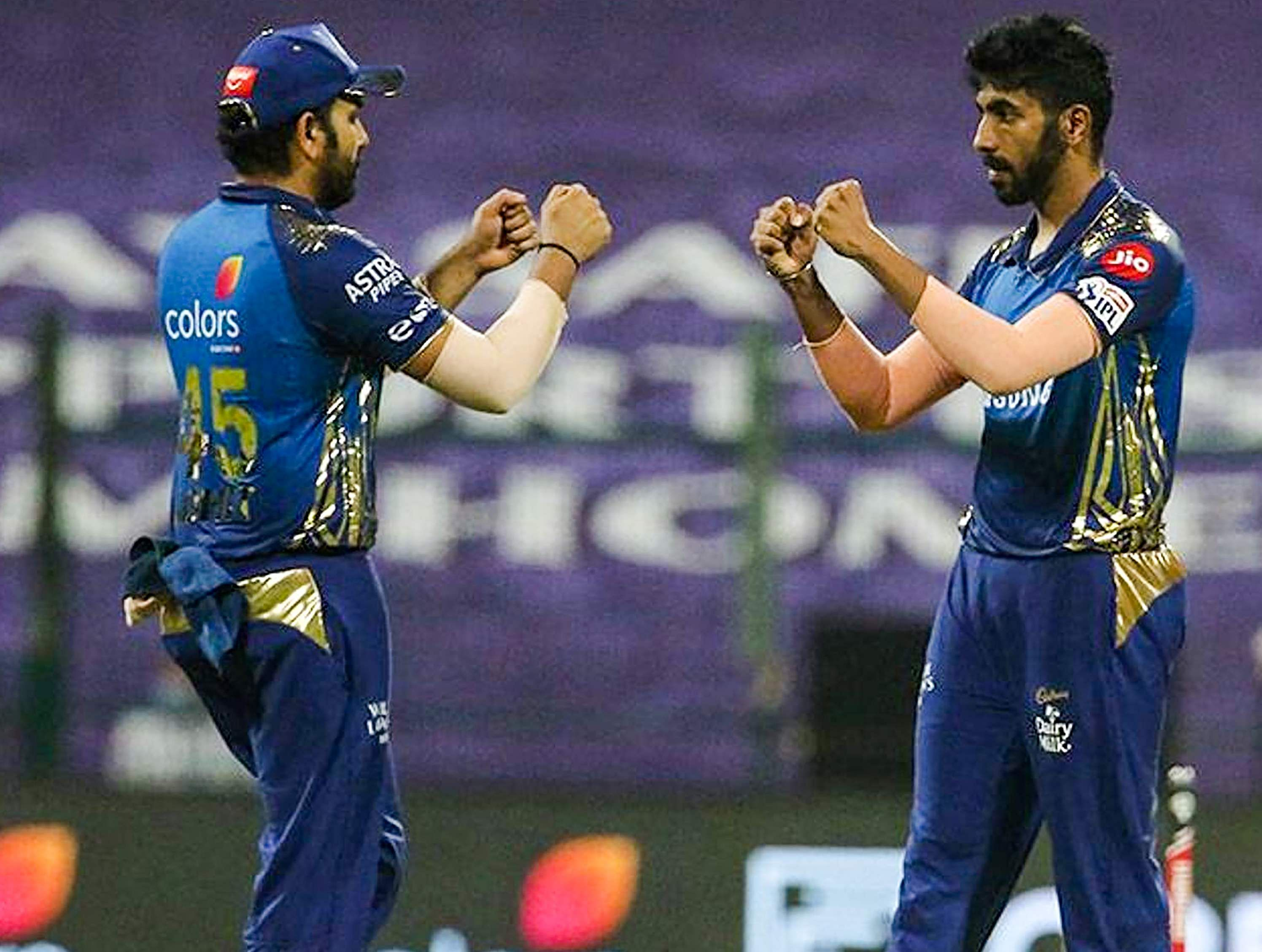 Bumrah restricted KXIP to 5 in Super Over