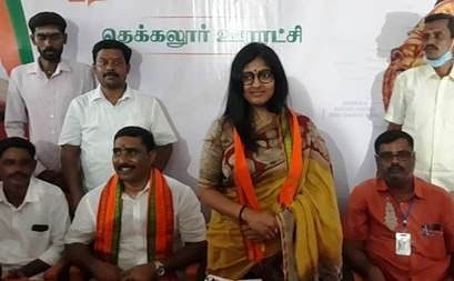 'The BJP government has made good changes for the people' - Gayathri Raghuram