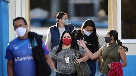 Brazil's covid-19 death toll hits 1,55,900