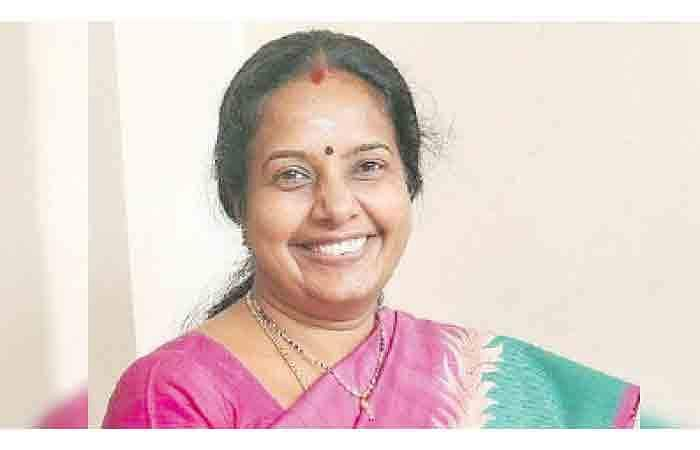 Vanathi Srinivasan appointed as BJP Womens Wing National President