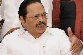 Duraimurugan files nomination for DMK General Secretary