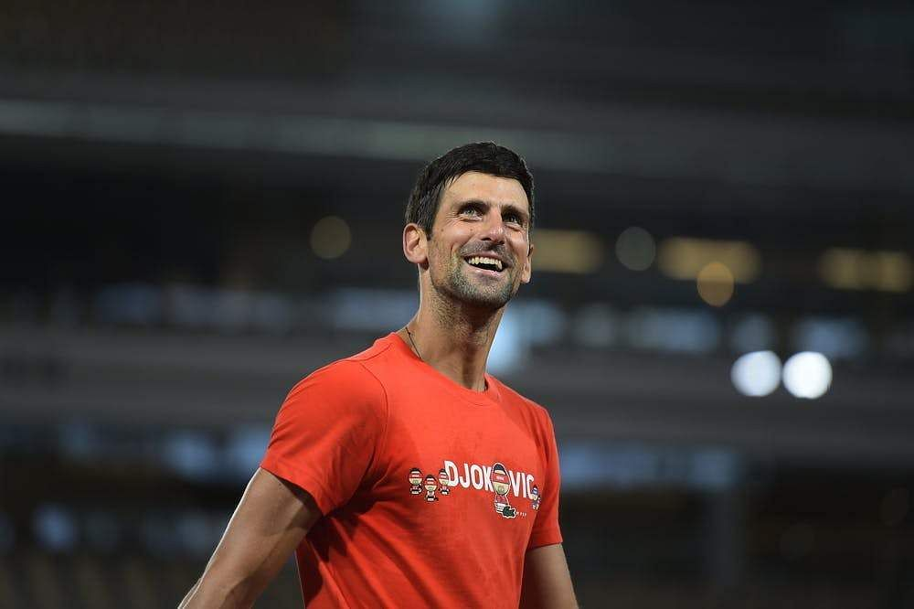 Vienna Open: Djokovic in the quarterfinals