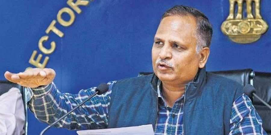 Satyendar Jain urges Delhiites to consider face masks like COVID 19 vaccine