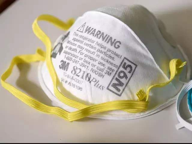 restrictions lifted for N95 mask export