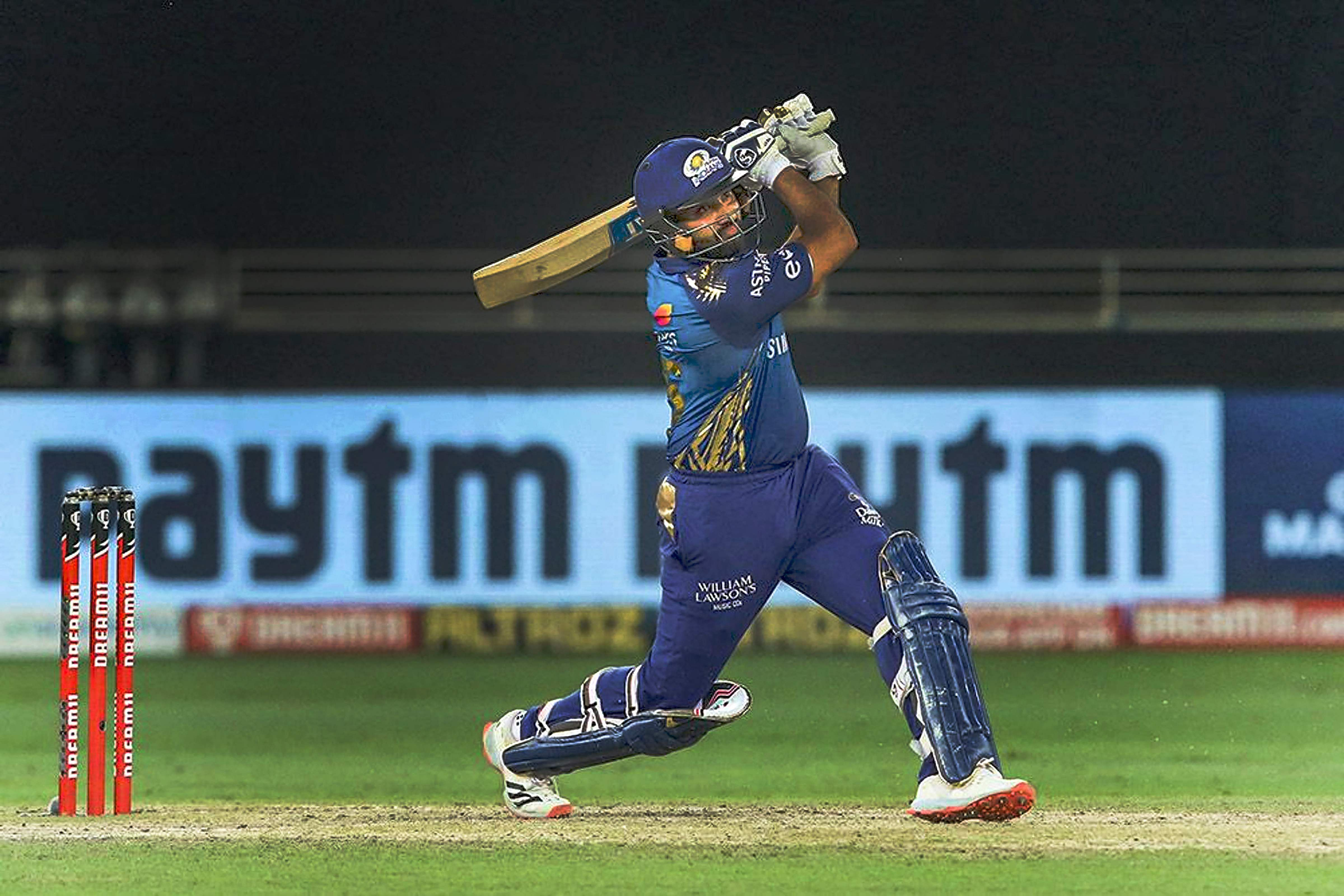 MI won the IPL title for 5th time