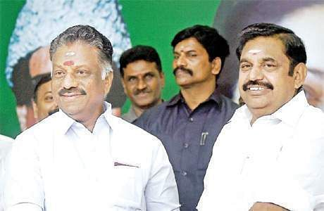 Appointment of secretaries for new districts: AIADMK leadership announcement