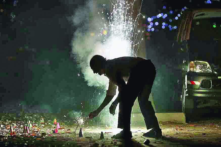 Safe ways to explode fireworks