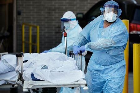 Britain: Corona kills over 50,000