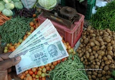 Retail inflation rose to 7.61pc