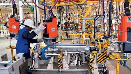 Indian Industrial Production Growth 0.2pc