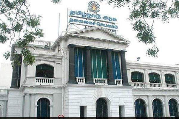 Transfer of seven District Administrators: Government of Tamil Nadu Order