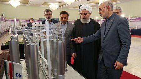 Iran doubles uranium reserves: UN Surveillance unit indictment