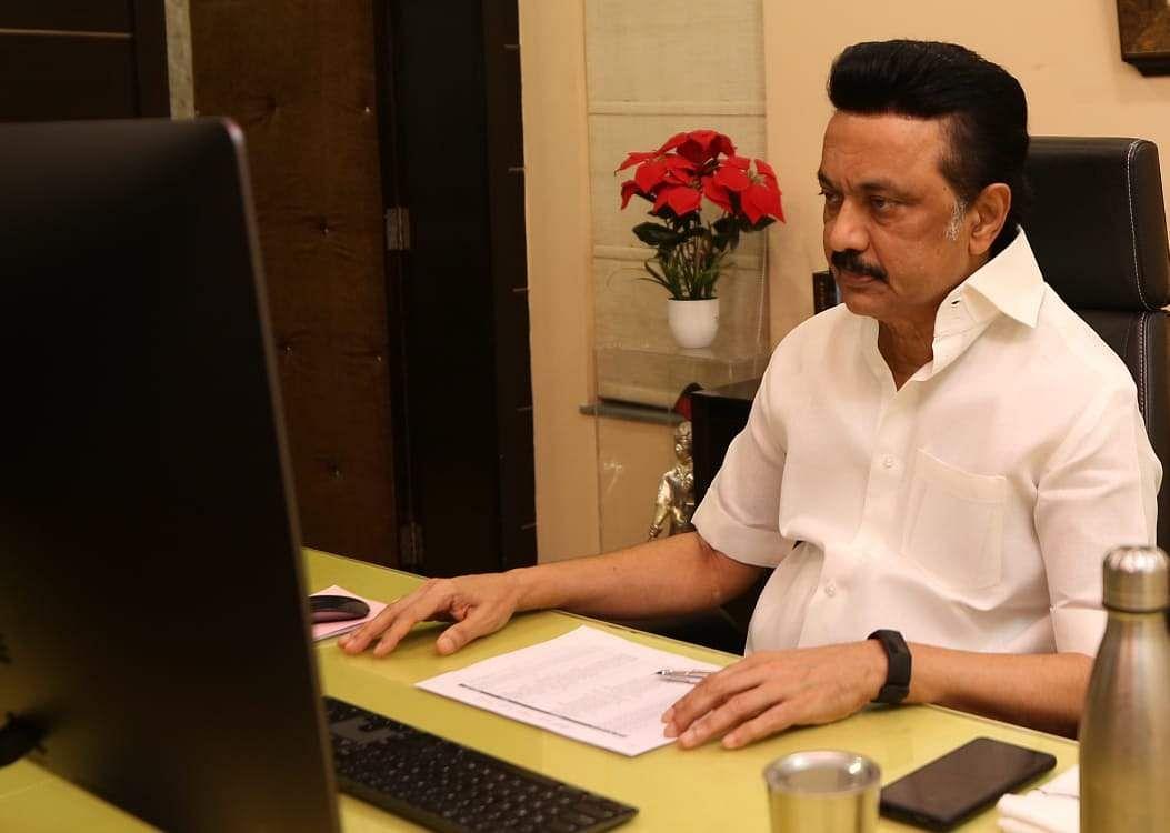MK Stalin criticized Tamilnadu CM for 3 Shooting incidents in a week in Tamilnadu