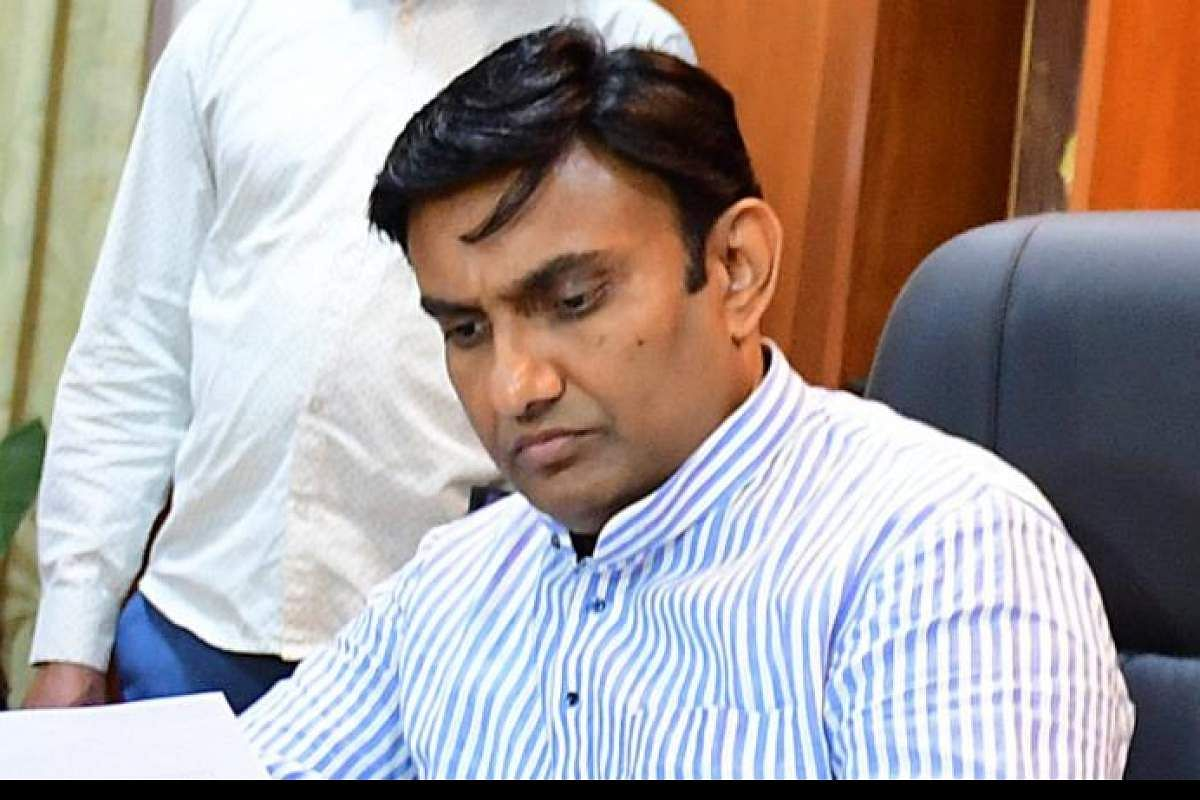 K_Sudhakar_EPS_Karnataka