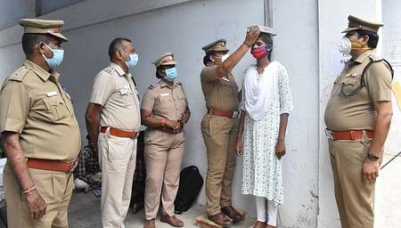 Personnel camp for Vogue police force begins