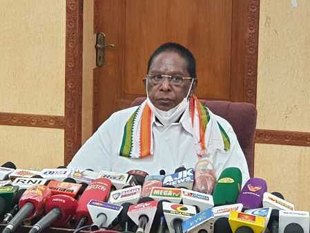 Central Government will approve internal quota for new government school students: AM Narayanaswamy hopes