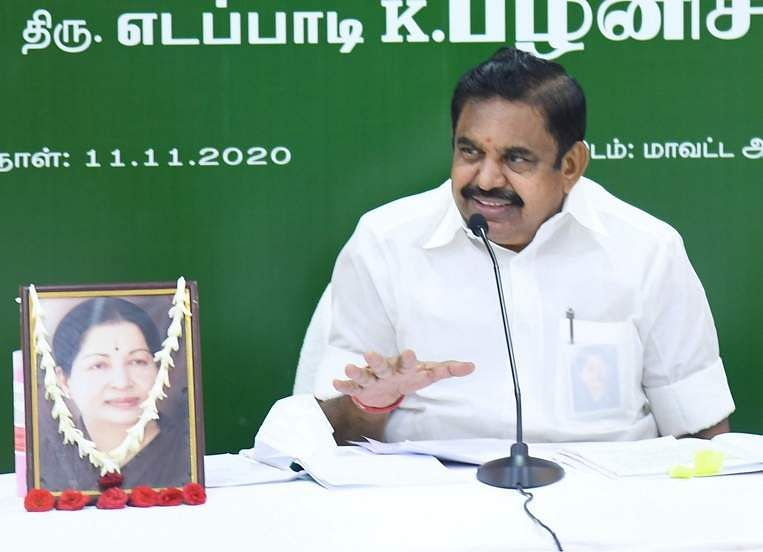 govt will accept the fees of medical students joining the 7.5% internal quota: CM Palanisamy