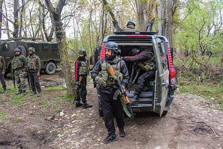 Eight JeM, Hizbul Mujahideen terrorists killed in separate gunfights in Kashmir