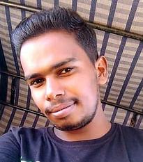 கொலை செய்யப்பட்ட மீனவா் மனோஜ்குமாா்.