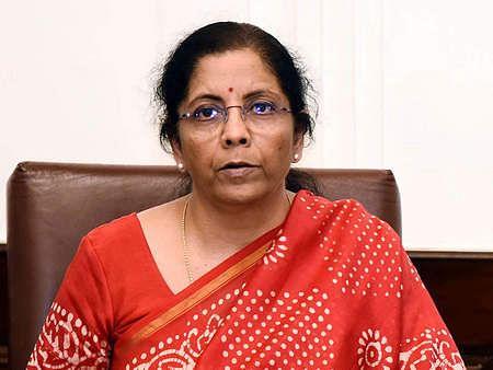 மத்திய நிதியமைச்சா் நிா்மலா சீதாராமன்