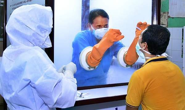 1,830 new positive cases reported in other districts except Chennai
