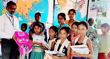 Awesome students in government school