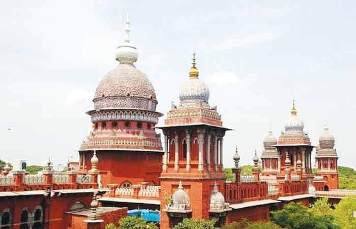 chennai high court stays transport dept order