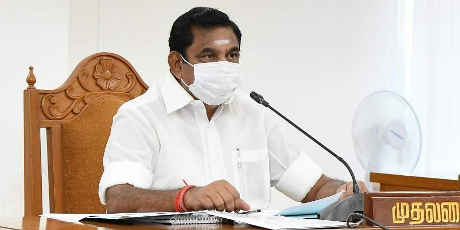 New Year celebrations not permitted: CM Palaniswami