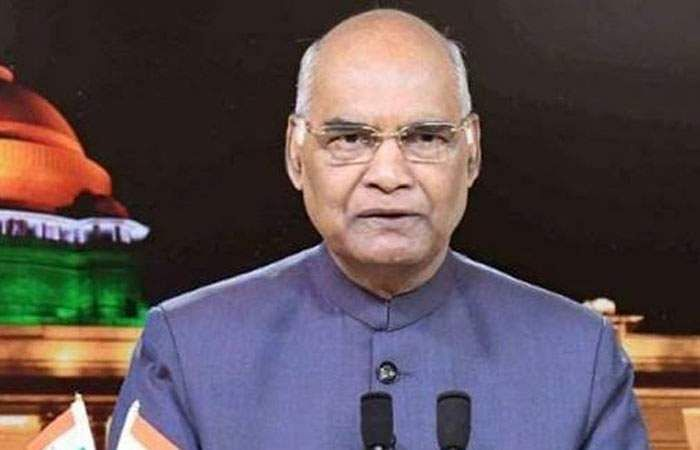 President Ramnath Govind has completed three years