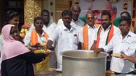 Vajpayee Birthday Celebration