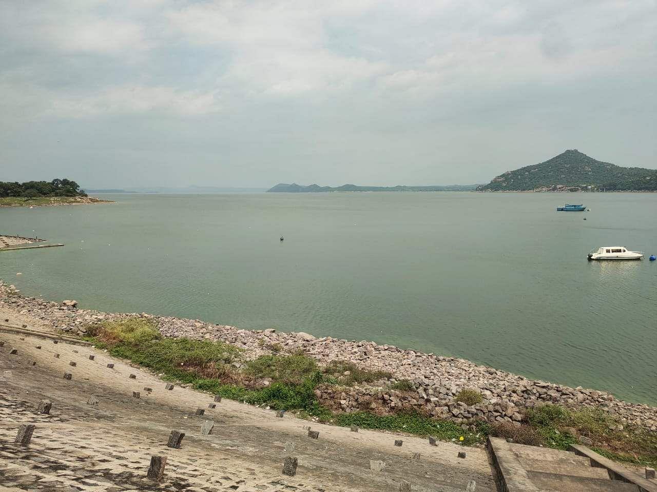 mettur dam water level