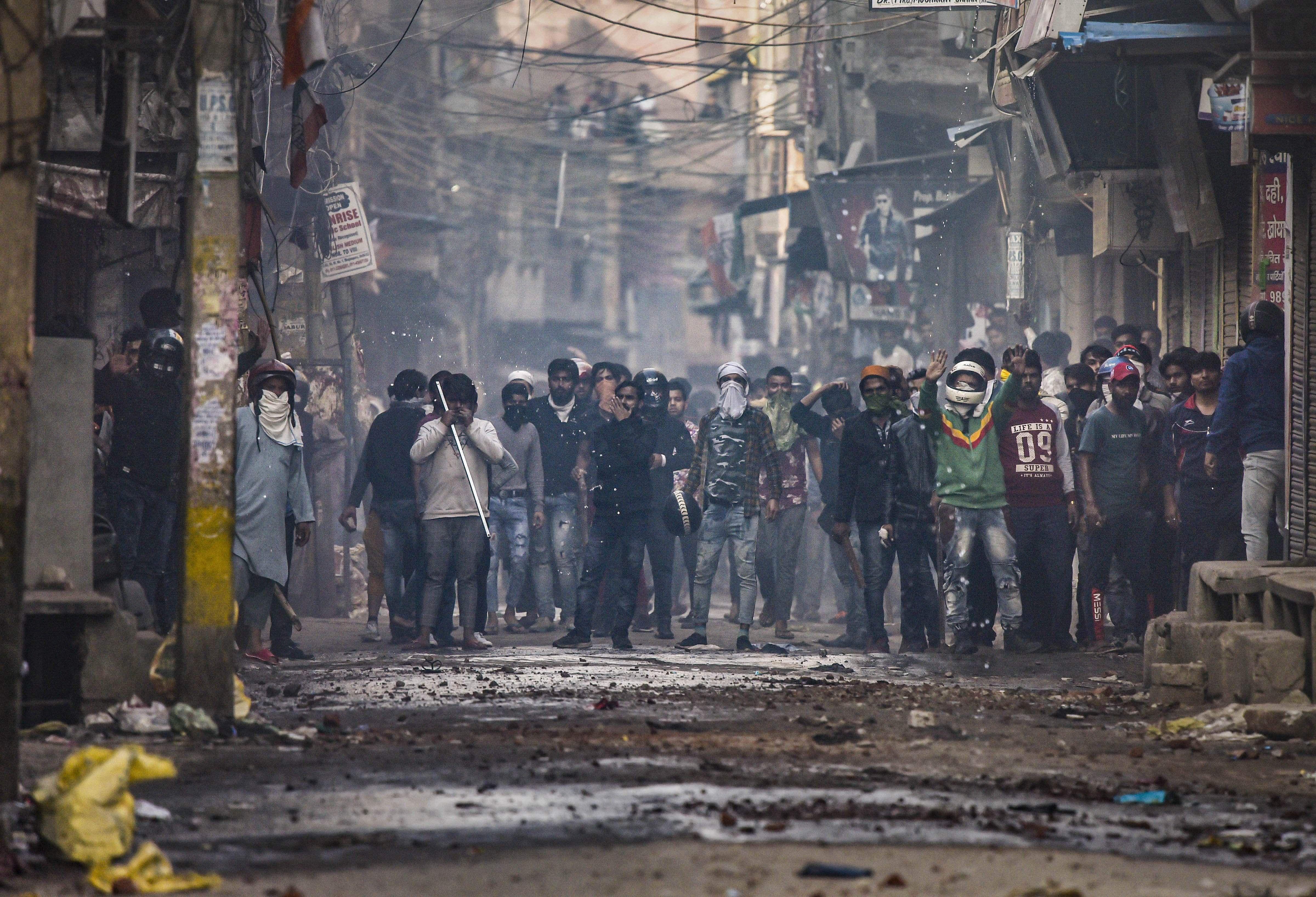 CAA Protest and Delhi Riots: Revisit 2020
