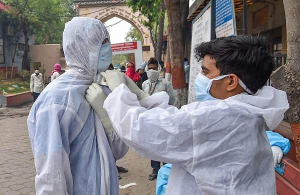 703 new positive cases reported in Delhi