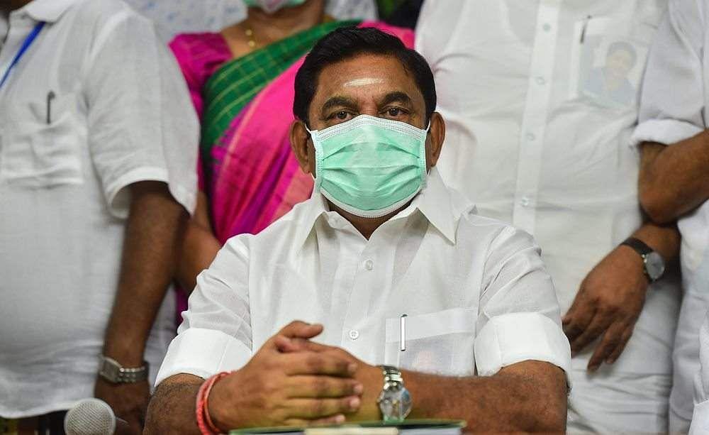 Namakkal lucky District: Chief Minister Palanisamy