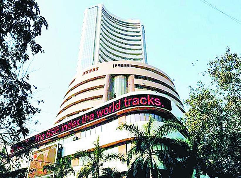 Sensex crosses 45,000 points