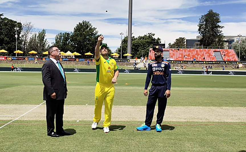 Will India win the T20 series? Today is the 2nd game