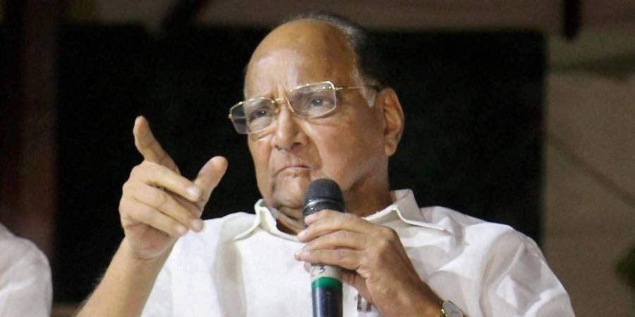 Opposition parties to meet president to raise concerns over farm bills: Sharad Pawar