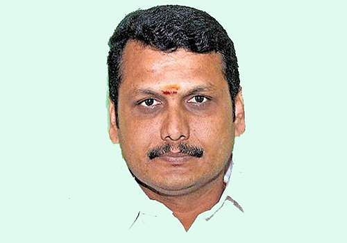 police questioning for senthil balaji