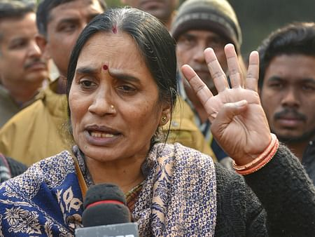 norbhaya's mother about verdict