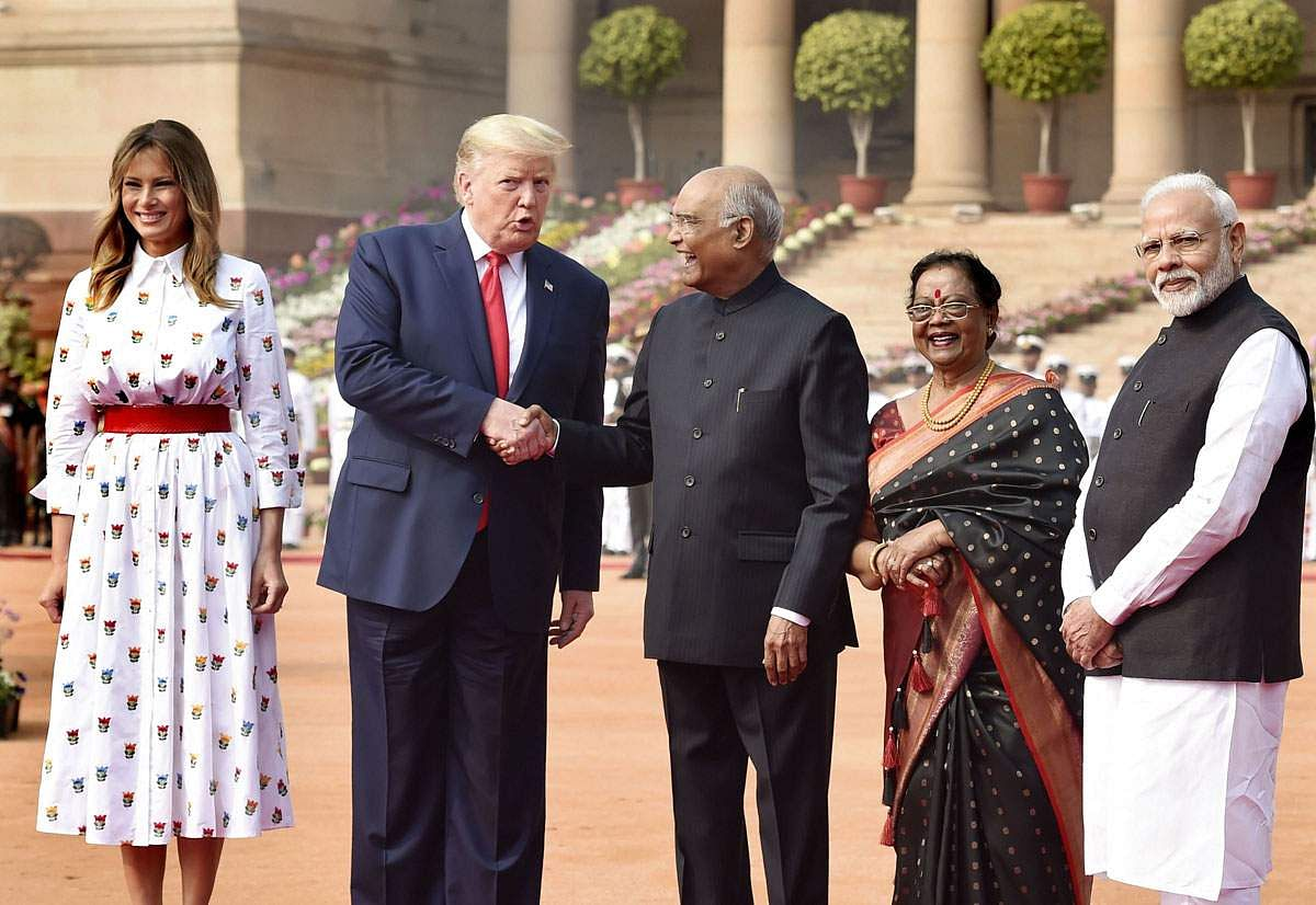 trump-India-visit