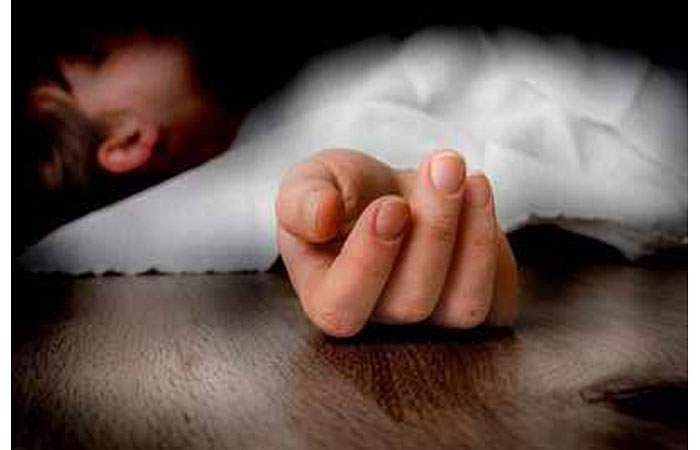 son arested for killing father