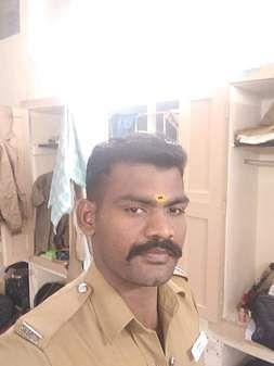 தற்கொலை செய்து கொண்ட காவலா் காளிராஜ்
