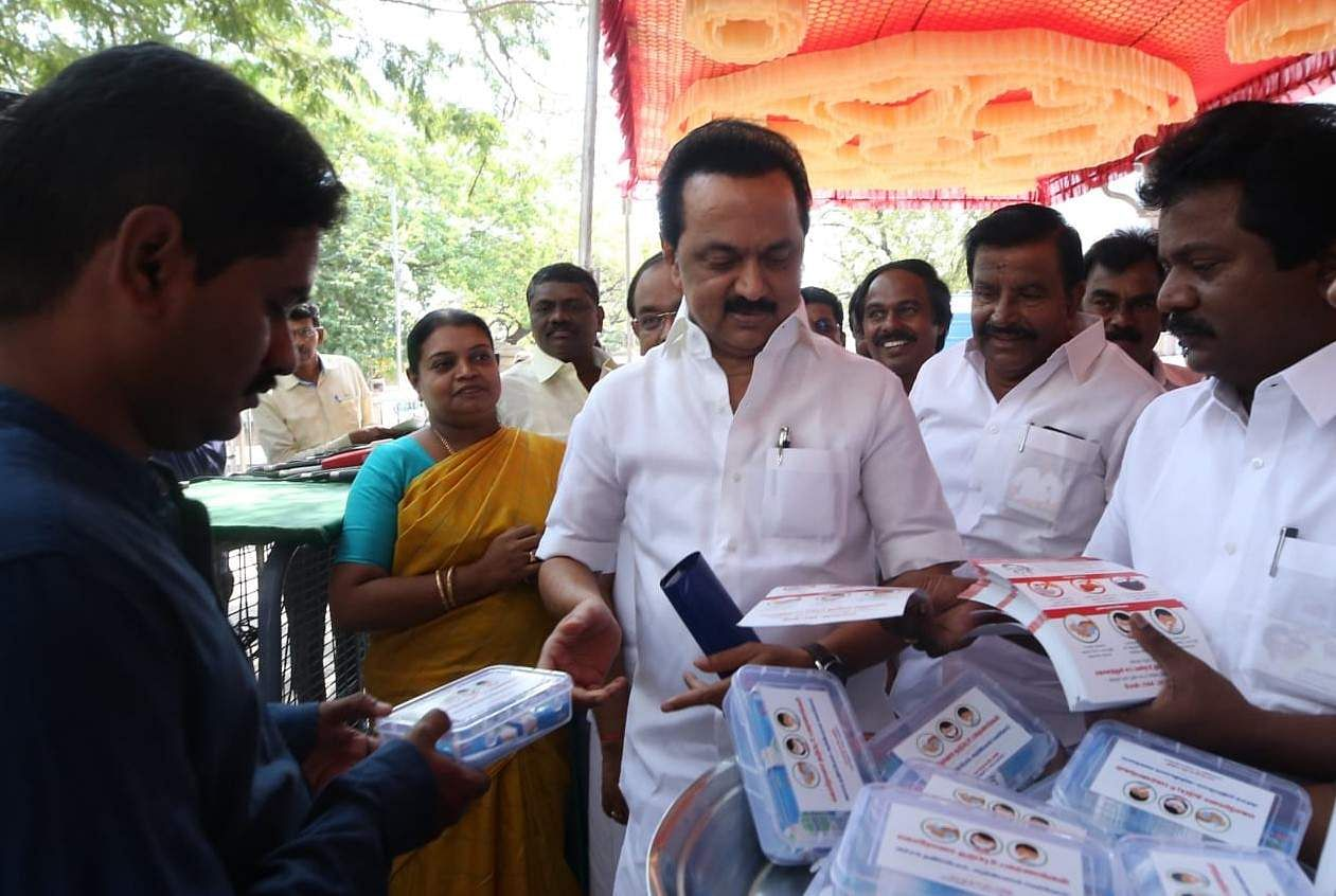 DMK launches awareness campaign