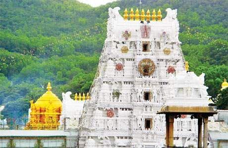 cancellation of tirupathi dharshan